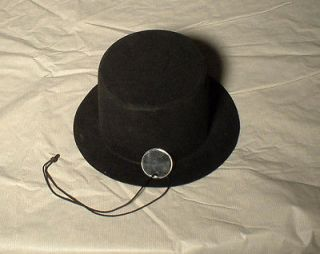 McCarthy top hat and monocle ventriloquist doll dummy puppet figure