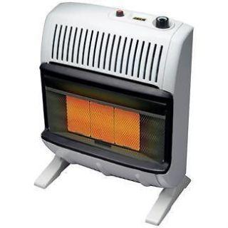Mr. Heater 20,000 BTU Propane Radiant Vent Free Heater MHVFR20TB LP