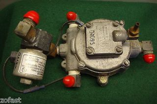 Propane Gas Regulator with Solenoid Yale G82C Forklift 1960s 3000#