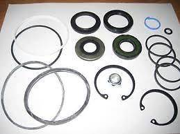 NEW POWER STEERING GEAR BOX SEAL KIT FORD MERCURY #8014