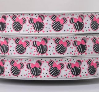 zebra print ribbon in Ribbon & Bows