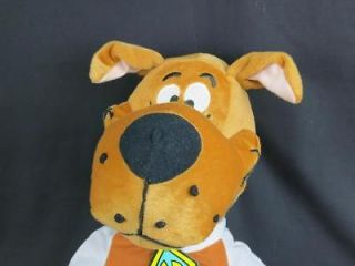 BIG TEXAS LONGHORN SCOOBY DOO CHARACTER TOY FACTORY PLUSH STUFFED