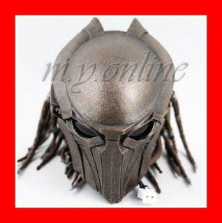Hot Toys Predators FALCONER PREDATOR Figure 1/6 HEAD w/Undetachable