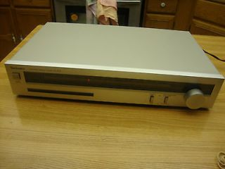 VINTAGE TECHNICS AM/FM STEREO TUNER MODEL ST S16