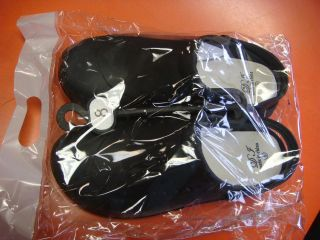 2459 NEW Medical UNIFORM UNISEX SCRUB NURSING Shoe Clogs Black size 7