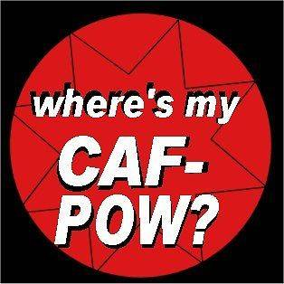 ABBY QUOTE CAF POW NCIS n.c.i.s Button Badge 25mm