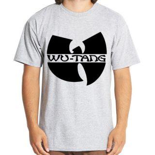 Wu Tang Clan logo Rap Hip Hop Music t shirt