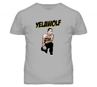 Yelawolf Hip Hop Rapper Rap Music T Shirt
