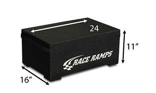 New Durable & Lightweight Race Ramps 24 Truck and Trailer Step