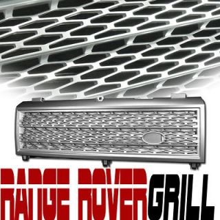 SPORT HONEYCOMB MESH FRONT HOOD GRILL GRILLE 03 05 LAND RANGE ROVER