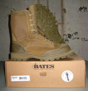 Bates USMC Hot Weather RAT Boots Olive Mojave USA Made