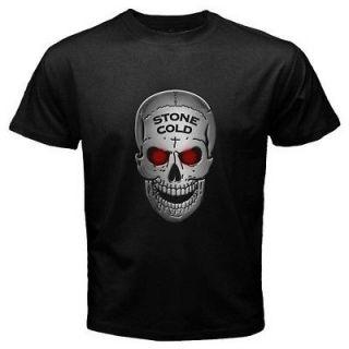 READ DESCRIPTION* Stone Cold Steve Austin All Sizes Available Black T