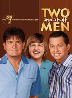 Brand New Two and a Half Men The Complete Seventh Season (DVD 2010 3