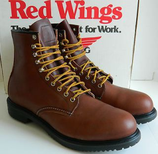 but like all work boots red wing shoes were originally