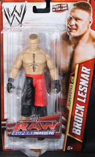BROCK LESNAR   WWE SERIES 25 MATTEL TOY WRESTLING ACTION FIGURE