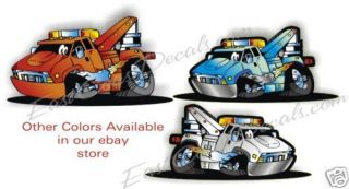 Chevy Tow Truck Dodge DECAL & Ford CUSTOM Repo DECALS