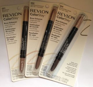 REVLON COLORSTAY BROW ENHANCER YOU CHOOSE YOUR COLOR!