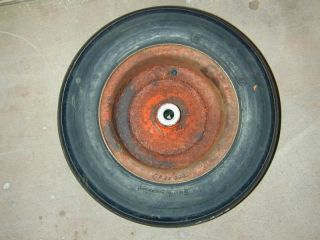 riding mower front tires in Parts & Accessories