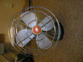 ZERO Vintage Electric Fan Mid Century