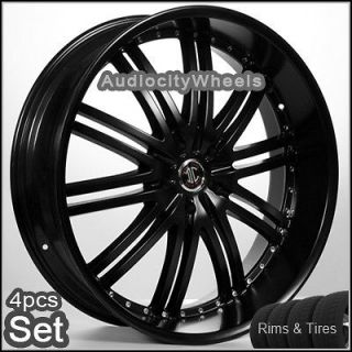 24 inch Wheels and Tires for Land Range Rover, FX35 Rims