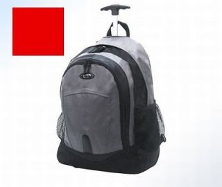 Luggage America RP 3300 RD Sports Plus 19 Rolling Backpack