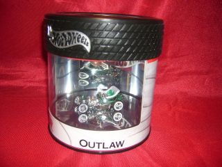 ED ROTH OUTLAW CHROME LIMITED HOT WHEELS RAT FINK HOT ROD