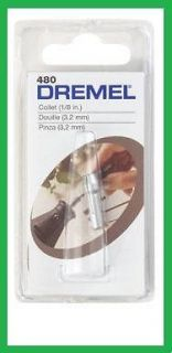 New DREMEL Collet Moto Tool 1/8 Rotary Tool 480  NIP