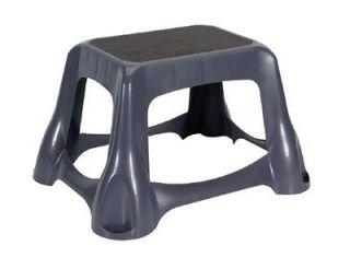Vintage Cosco Retro Yellow Folding Step Stool Chair Great