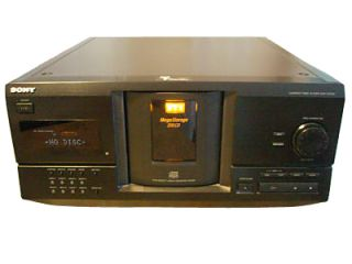 Sony CDP CX235 CD Changer