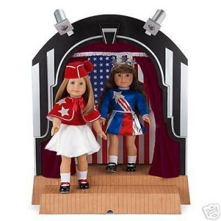 AMERICAN GIRL MOLLY STAGE & SCREEN NIB RETIRED EMILY LAST ONE