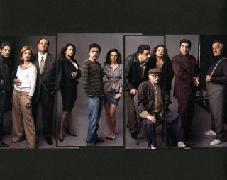 The Sopranos   The Complete Series (DVD, 2012, 30 Disc Set) (DVD, 2012