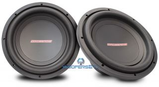 CROSSFIRE C310S4 10 SUBS MAX LOUD NICE BASS CAR SUBWOOFERS SPEAKERS