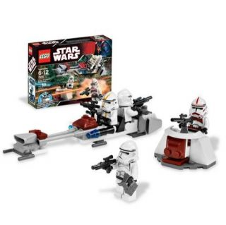 Lego Star Wars Clone Troopers Battle Pack 7655