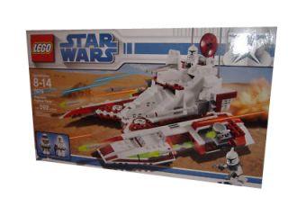 Lego Star Wars The Clone Wars Republic Fighter Tank 7679