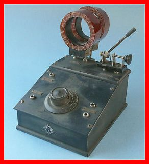 crystal radio in Radio, Phonograph, TV, Phone