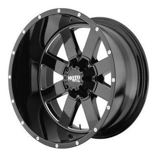 20x12 Moto Metal MO962 Black Wheel/Rim(s) 8x165.1 8 165.1 8x6.5 20 12