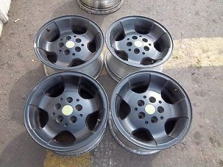 15 x 8 OEM Jeep Wrangler Cherokee Wheels Rims factory 9024 Black
