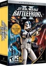 Star Wars Battlefront II DVD ROM Edition PC, 2005