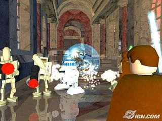 LEGO Star Wars The Video Game Sony PlayStation 2, 2005