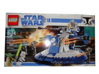 Lego Star Wars The Clone Wars Armored Assault Tank 8018