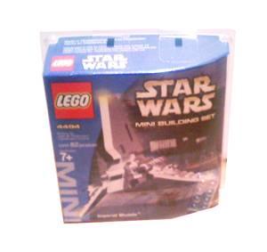 Lego Star Wars Mini Building Star Destroyer 4492