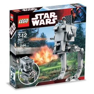 Lego Star Wars Imperial AT ST 7657