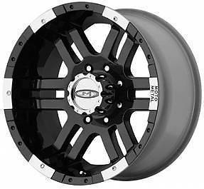 16 Inch Moto Metal BLACK WHEELS Chevy Dodge 2500 GMC Ford Truck 8 Lug