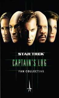 Star Trek   Fan Collective Box Set DVD, 2007, 5 Disc Set, Full Screen