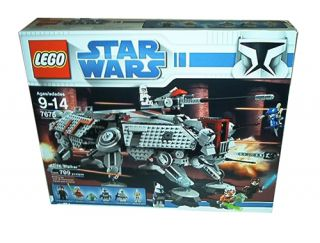 Lego Star Wars The Clone Wars AT TE Walker 7675