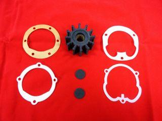 Impeller for Crank Driven V6 and V8 Volvo Penta Stern Drives 875811