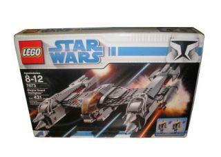 Lego Star Wars The Clone Wars MagnaGuard Starfighter 7673