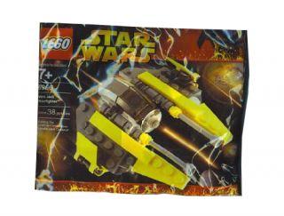 Lego Star Wars Mini Building Set Mini Jedi Starfighter 6966