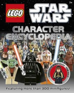 LEGO Star Wars Character Encyclopedia by Dorling Kindersley Publishing