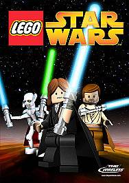 LEGO Star Wars The Video Game PlayStation 2, 2006